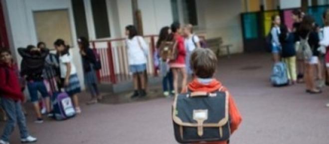 Traque de terroristes au sein de l'école primaire?
