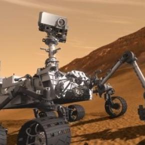 Opportunity, el robot explorador de Marte