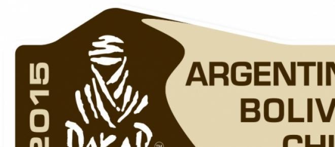 Logo Dakar 2015