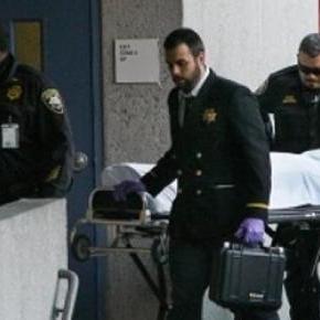 2013 - Leiche in Treppenhaus gefunden.