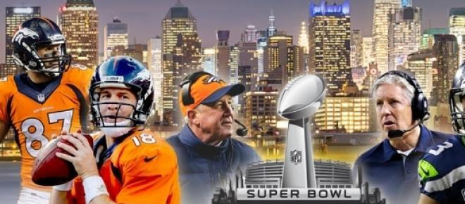 <p>Os números milionários da final da NFL. Seattle Seahwaks e New England Patriots decidem título do Super Bowl neste domingo, atraindo a atenção de milherões de pessoas nos EUA e mundo. com transmissão ta TV.</p>