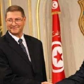 Habib Essid reçu par le Président de la république