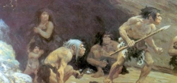 Los neandertales, habitantes de la prehistoria