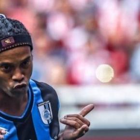 A Ronaldinho se le acabaron los pretextos