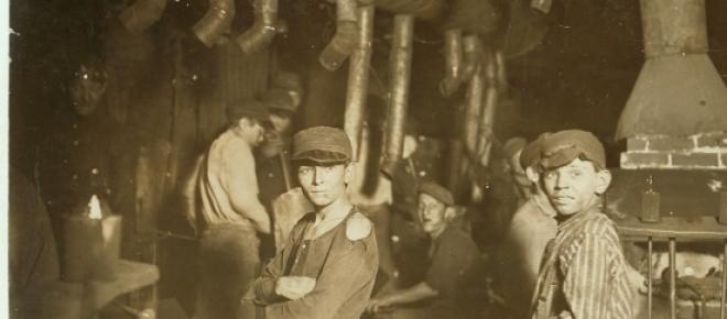 Trabalho Infantil - Histórico