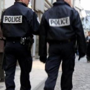 La police française est en deuil