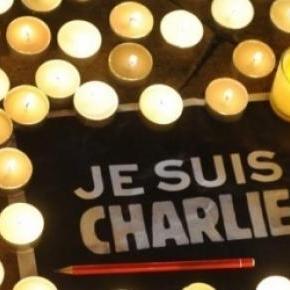 """""""Je suis Charlie"""", un slogan qui veut tout dire."""