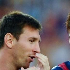 Messi y Neymar le dieron un respiro a Luis Enrique