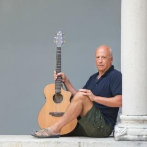 Nemo James is a talented folk musician.