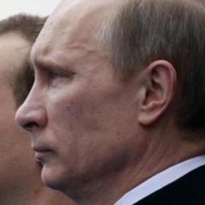 Władimir Putin - prezydent Rosji