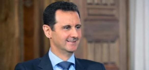 Bashar al-Assad, sprijinit de Rusia și Iran