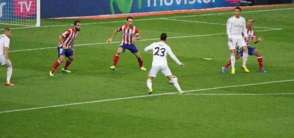O dérbi de Madrid joga-se no Vicente Calderón