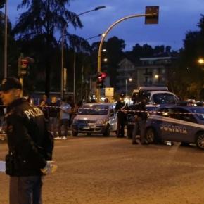 O româncă a produs un accident cumplit