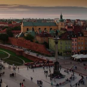 Warszawa jest liderem pod względem jakości życia.