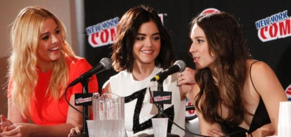 Pretty Little Liars: painel na New York Comic-Con