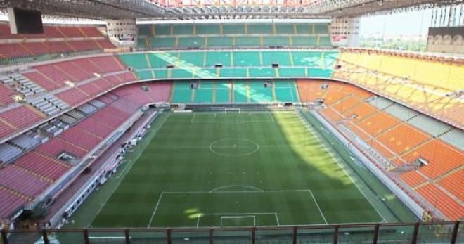 Biglietti inter juve del 18 10 come comprare i tagliandi - Cosa si puo portare allo stadio san siro ...