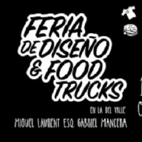 Feria de Diseño & Food Trucks, CDMX
