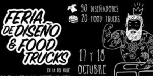 Feria de Diseño & Food Trucks, CDMX