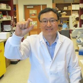 Hoon Sunwoo, estudio sobre intolerancia al gluten