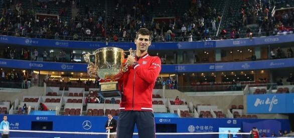 Djokovic won his sixth China Open title