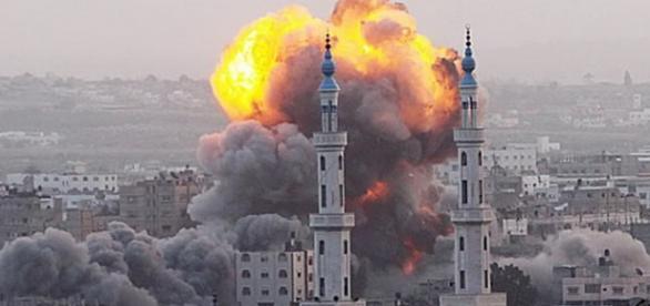 Escaladare a razboiului din Siria