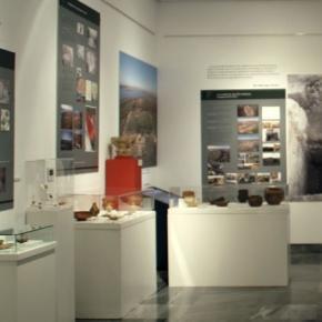 Muestra en el Museo de Huelva. Foto: Jexa