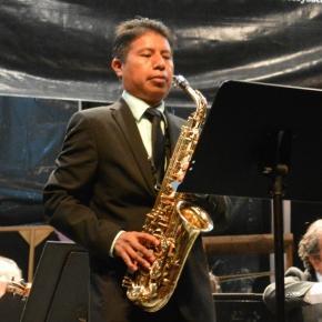 Solista de la Orquesta Sinfónica de Coyoacán
