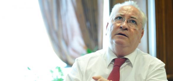 Senatorul liberal Puiu Haşotti