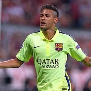 Neymar, who had been accused by his former club