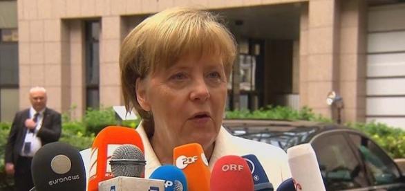 Merkel impune măsuri severe românilor
