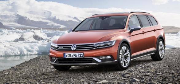 VW Passat in der Werbung, Foto: VW Presse