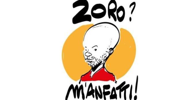 Diego bianchi aka zoro nuovo sindaco di roma la pagina for Facebook logo ufficiale