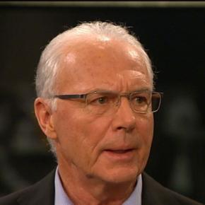 Vorwürfe an Franz Beckenbauer (70), Foto: Sky