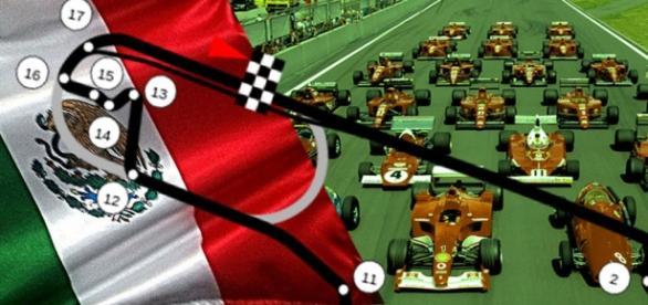 El Autódromo Hnos. Rodríguez es muy mexicano