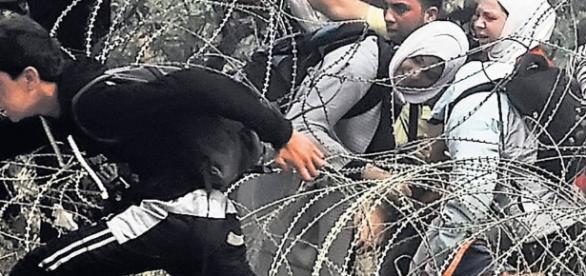 Imigrantul a fost ucis joi noapte