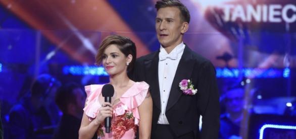 Ewelina Lisowska i Tomasz Barański - scrn YT
