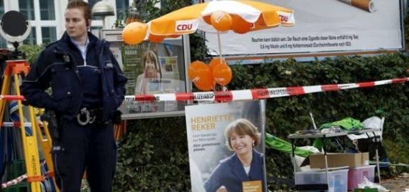 Henriette Reker a fost înjunghiată astăzi