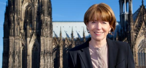 Henriette Reker (58) ist OB-Kandidatin für Köln
