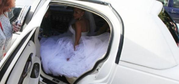 Sânziana Buruiană s-a căsătorit