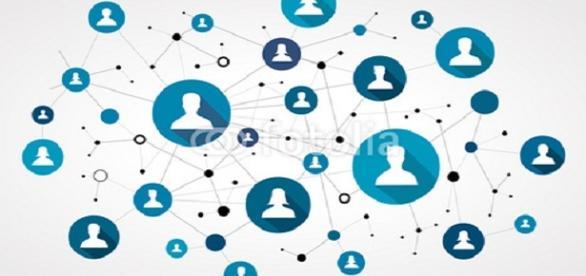 Sieć komunikacyjna na portalach społecznościowych