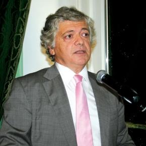 Álvaro Pereira pediu a suspensão do seu mandato.