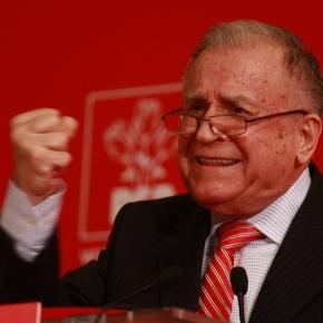 Ion Iliescu, fost președinte al PSD