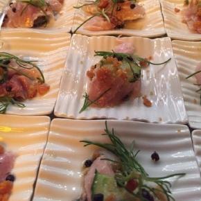 Cocina miniatura en Millesime 2015.