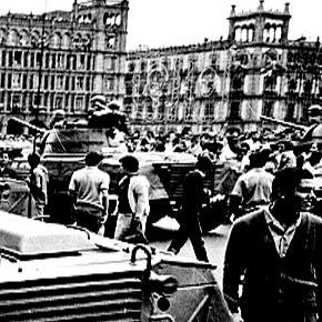 La noche de sangrienta de Tlatelolco