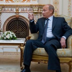 Presedintele Vladimir Putin actioneaza in Siria