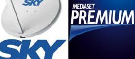 E' guerra sugli ascolti tra Sky e Mediaset, ecco il botta e risposta tra i due gruppi