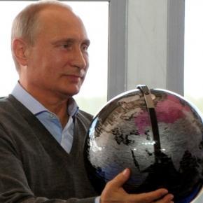 Ambitiile globale ale lui Putin