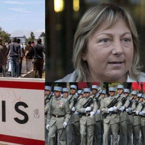 Primăriţa din Calais cere intervenţia armatei