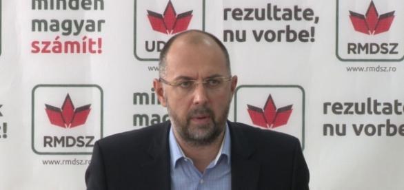 Foto: Kelemen Hunor, preşedintele UDMR