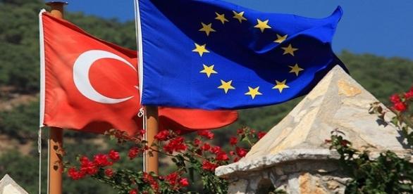 Turkey and European Union are bargaining